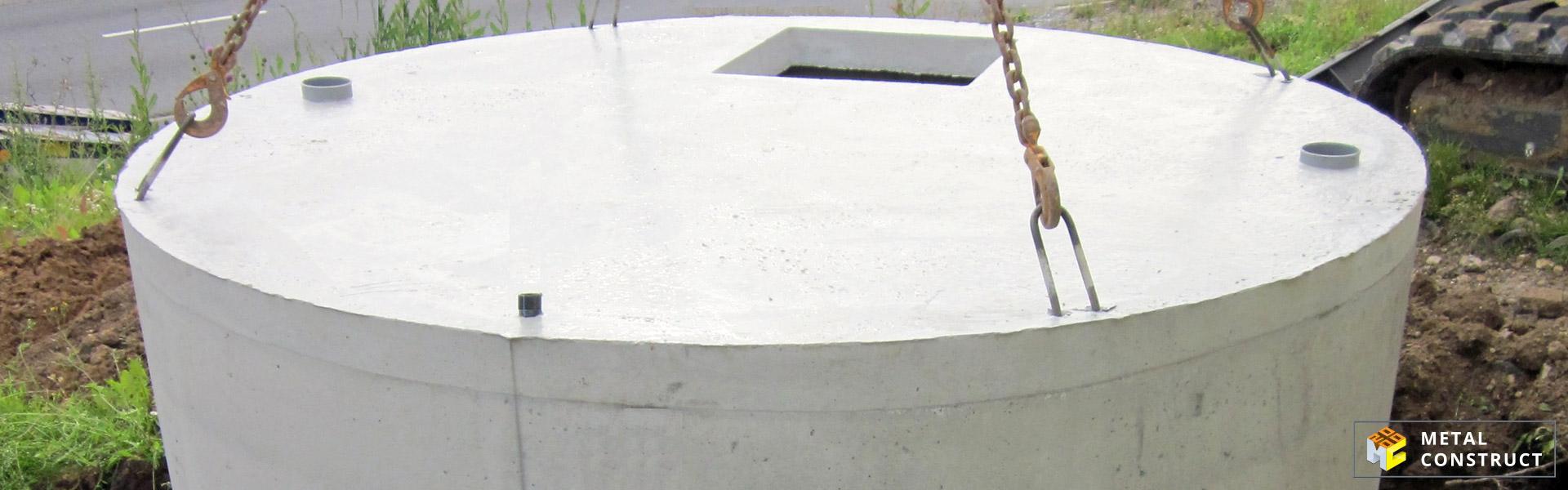placement citerne eau b ton r servoir r cup ration eau. Black Bedroom Furniture Sets. Home Design Ideas